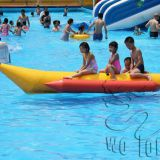 Alibaba Manufacture Bouncy Water Toys Inflatable Water Banana Platen