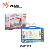 Kid educational magnetic drawing board