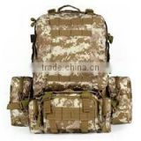Outdoor Sport Military Tactical Backpack Camping Hiking Trekking Bag