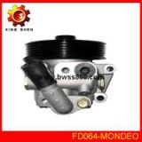 Ford Auto Power Steering Pump for Mondeo OEM:6G91-3A696-AE