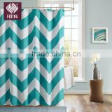 Christmas 3d shower curtain new /Shower curtain liner/Double swag shower curtain with valance