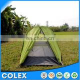 Outdoor portable hiking shelter 5 + person pop up camping tent