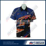wholesale badminton polo shirt,custom all kinds polo shirt in china