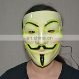 Luminous Mask,Led Glowing Mask,Led Flashing Mask For Party