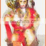 Hanuman Resin Idol Indian Handicrafts