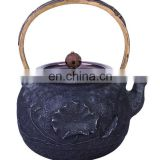 cast iron teapot 0445