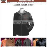 Leather Jacket, men's leather jackets with stand up collar