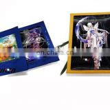 Manufacture High Quality Customized 3d lenticular notebook cover
