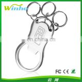 Multi Hoop Bottle Opener Keychains