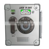 New technology products for custom money bank/cheap plastic toys alarm clock