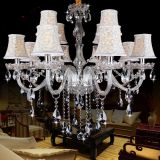 New Modern led crystal chandeliers for Dining room kitchen Livingroom Bedroom K9 crystal lustres de teto