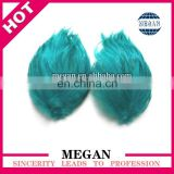 wholesale chicken feather pad for hair accessories