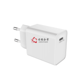 18W EU Plug USB C PD Charger Level VI IEC60950 GS CE ROHS Approval