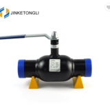 JKTL2W037 stem customized chinese v-port stainless steel ball valve