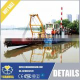 10 Inch New Condition Cutter Suction Dredger / sand dredging vessels