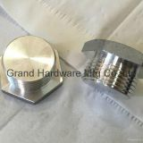 Hexagon aluminum oil drain plugs