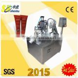 laminated tube filling machines/tube filling machine/semi-automatic toothpaste tube filling and sealing machine