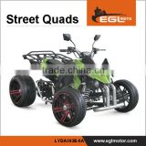 EEC 250cc four wheel motorcycle / ATV quad