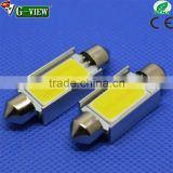 China factory supply Festoon 39mm 41mm COB dome light position lamp new product led light for car