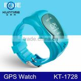 China Hot Selling LBS GPS Tracking Device Kids GPS Smart Watch 2015 alibaba
