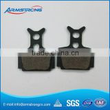 Bicycle spare part hydraulic brakes durable bicycle top quality brake pad