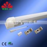 warranty 3 years No Dark area High light efficency smd 4feet t5 tube5 led light tube with ce rohs