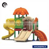 JT16-3701 Wholesale Factory Price 2016 New All plastic Kids Outdoor Preschool Playground Equipment Product
