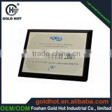2016 new product china supplier wooden frame awards plaque