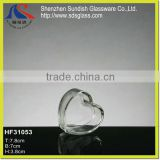 heart glass HF31053