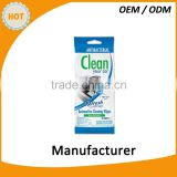 Clean you car anti-bacterial refreshing wipes