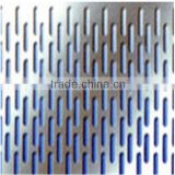 slotted hole perforated metal/slotted hole perforated sheet/slotted hole perforated sheets