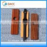 2015 new coming wooden for apple watch charger stand