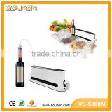 Food Vacuum Sealer, Food Saver Storage Bag Keep food fresh, vacuum packaging machine, vacuumizer