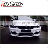 For BMWW F30 Tunning M4 Car Carbon Fiber Front Bumper