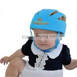 Infant Baby Adjustable Safety Helmet Headguard Protective Harnesses Hat