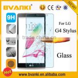 Mobile phones display Trade ASSURANCE Supplier 9H Tempered Glass Screen Protector For LG G4 Stylus G Stylo