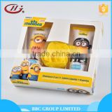 BBC Minons Gift Sets OEM 002 Body care natural moisturizing 200ml bath set baby shower gel