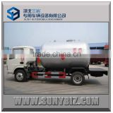 5m3 lpg propane gas bowser truck for sale