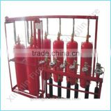 Fire fighting system/FM200 automatic HFC-227EA gas fire extinguishers system