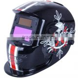 Riland Skull Welding Helmet Welder Full Face Shield CE ANSI Approved for Welder Protection