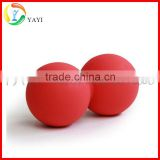 Portable Custom Massage Therapy Peanut Lacrosse Ball                                                                         Quality Choice                                                     Most Popular