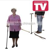 blind walking stick 2015 new with LED light magic cane