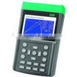 Solar module power tester portable