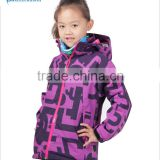 High Quality Waterproof Windproof Breathable Summit Ski Jacket children
