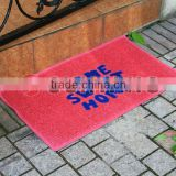 2013 New Design Custom Logo Fancy Entrance Mat