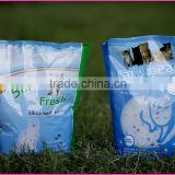 Fully stocked 3.8l silica gel cat litter 1.6kgs/bag silica gel desiccant                                                                         Quality Choice