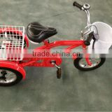 Green wheels cargo bike middle 8fun 250w motor electric bike