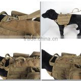 2016 A-bomb high quaity tactical Nylon Bungee Army molle leash/dog training molle/Molle leash
