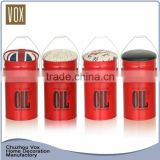 Widely Used Hot Sales OEM customized galvanized metal beer bucket