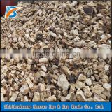 1015 raw material High alumina calcined bauxite ore